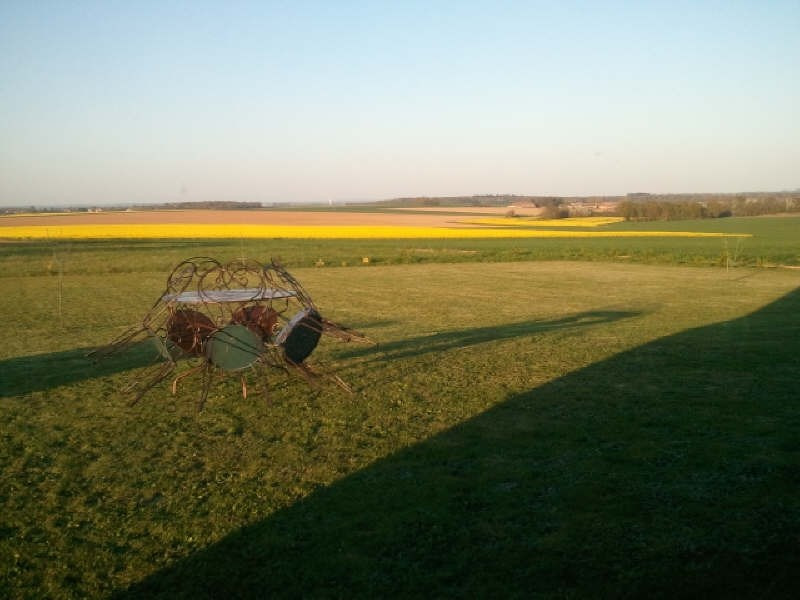 Vente terrain Chars 66000€ - Photo 2