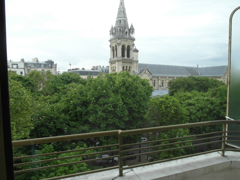 Rental apartment Neuilly 4 675€ CC - Picture 1
