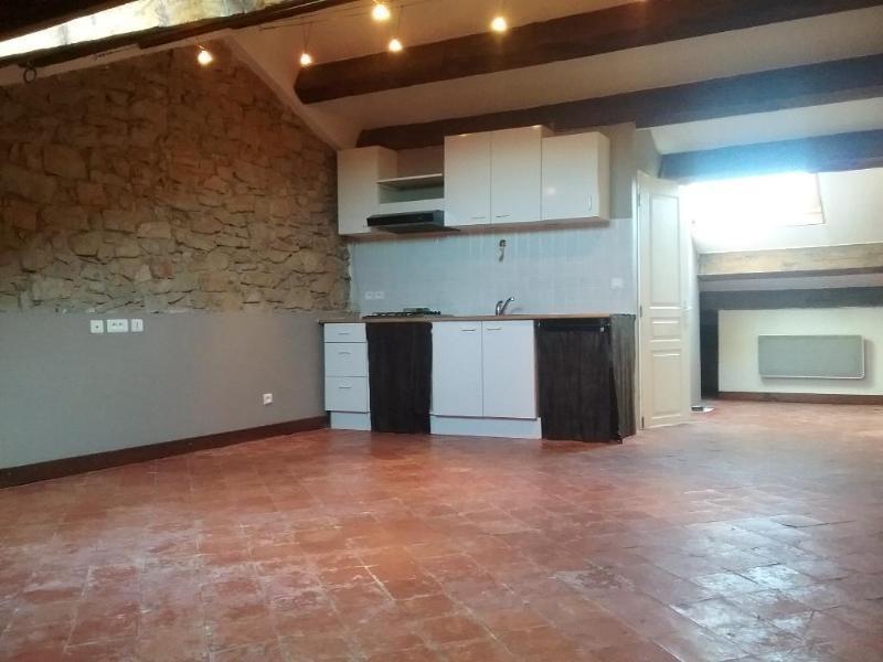 Locação apartamento Rousset 575€ CC - Fotografia 1