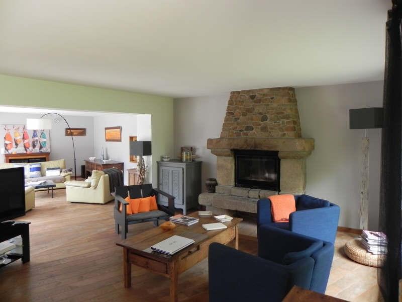 Vente maison / villa Tregastel 494400€ - Photo 3