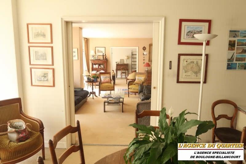 Revenda residencial de prestígio apartamento Boulogne billancourt 1190000€ - Fotografia 2