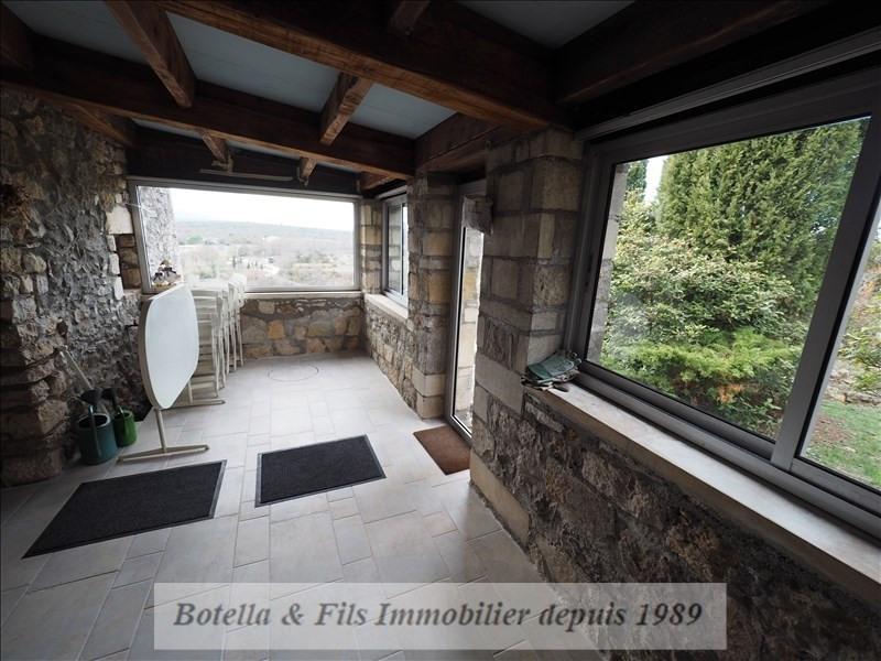 Vente maison / villa Uzes 450000€ - Photo 10