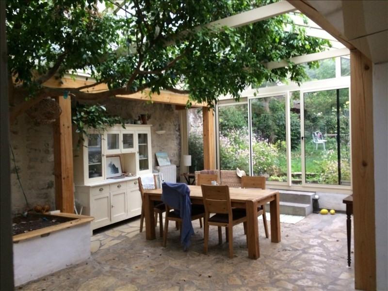 Sale house / villa Vetheuil 440000€ - Picture 1
