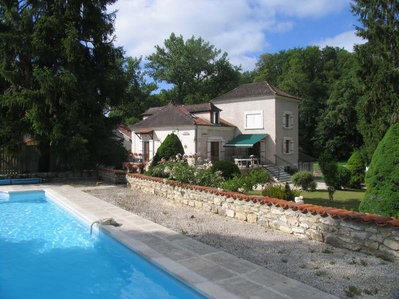 Sale house / villa Paussac et st vivien 299000€ - Picture 1