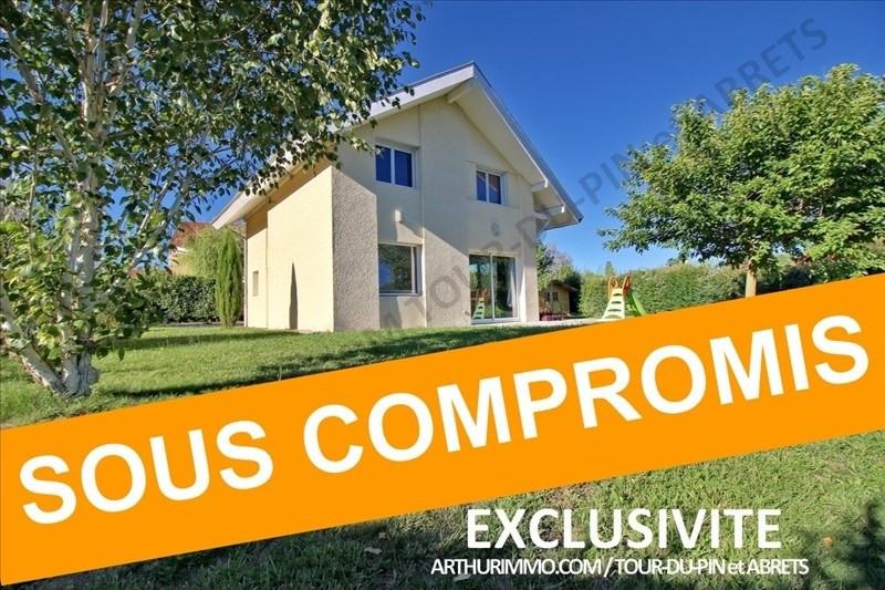 Sale house / villa Bourgoin jallieu 224000€ - Picture 1