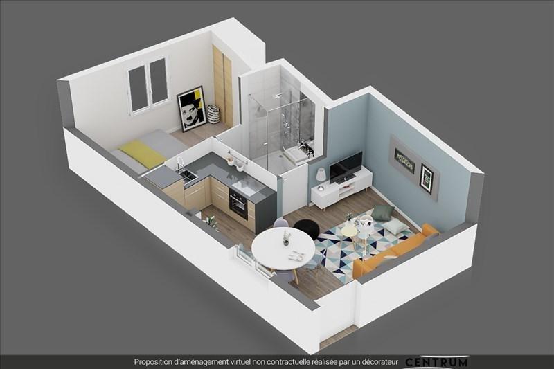 Vente appartement Thionville 99000€ - Photo 4