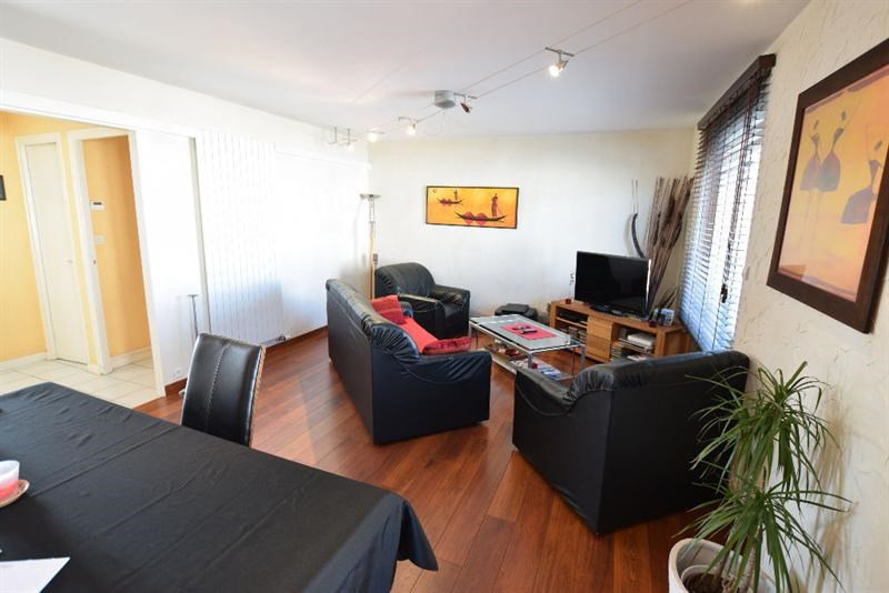 Sale apartment Brest 107500€ - Picture 1