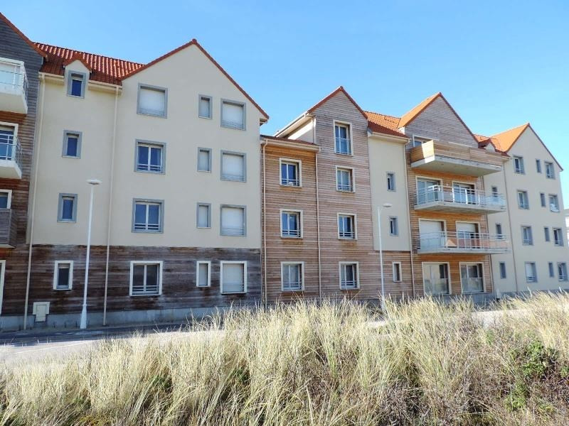 Vente appartement Fort mahon plage 153 500€ - Photo 1