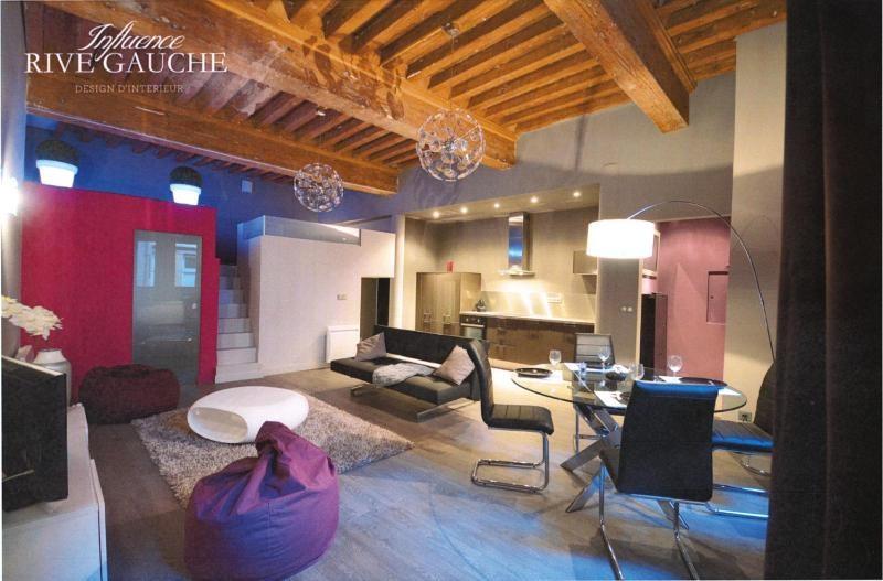 Location appartement Lyon 5ème 1020€ CC - Photo 1