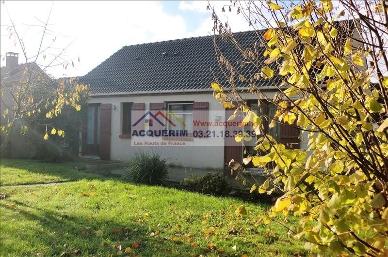 Vente maison / villa Libercourt 169500€ - Photo 3