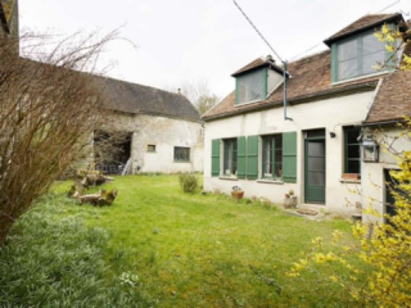 Vente maison / villa Villiers sous grez 310000€ - Photo 1