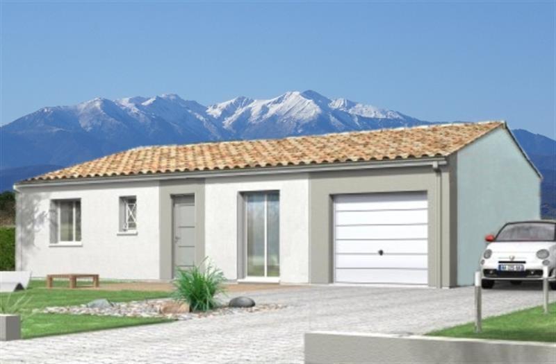 Maison  4 pièces + Terrain 314 m² Millas par MAISONS VIBEL