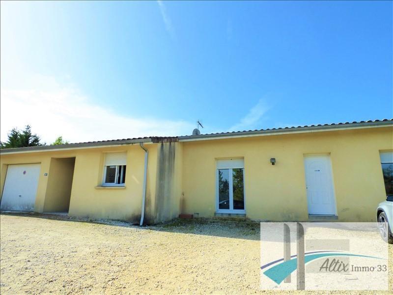 Vente maison / villa St loubes 119000€ - Photo 1