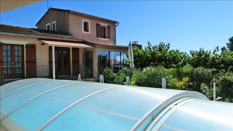 Verkoop  huis Beaumes de venise 349000€ - Foto 1