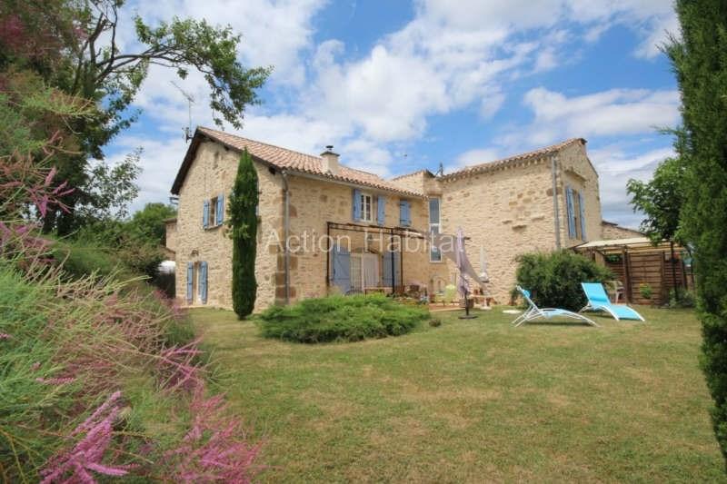 Sale house / villa Laguepie 267750€ - Picture 1