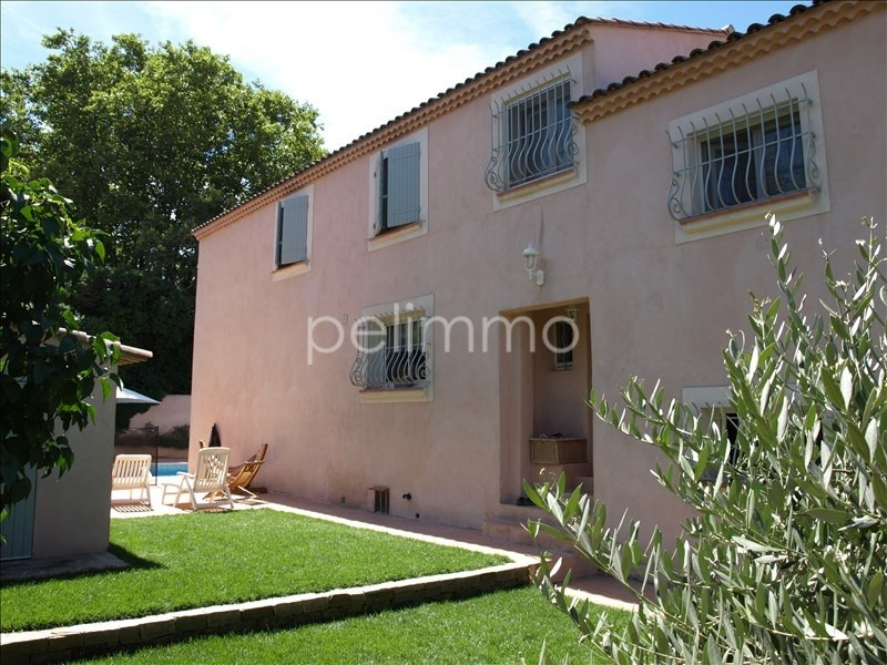 Deluxe sale house / villa Rognes 845000€ - Picture 3