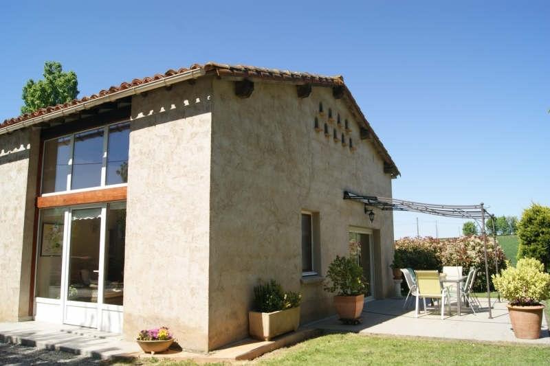 Vente de prestige maison / villa 5 mn caraman 555000€ - Photo 8
