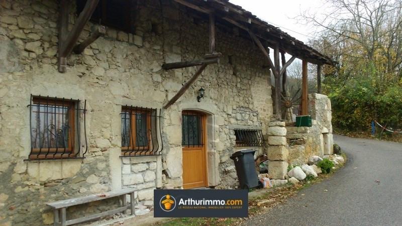 Sale house / villa Lhuis 90000€ - Picture 1