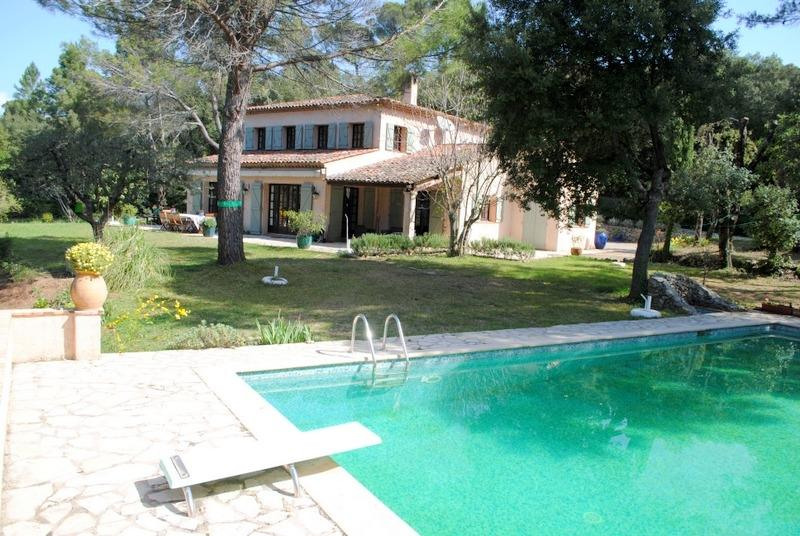 Deluxe sale house / villa Montauroux 849000€ - Picture 5