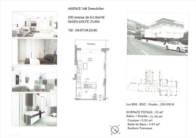 Prodotto dell' investimento appartamento Nice 200000€ - Fotografia 1