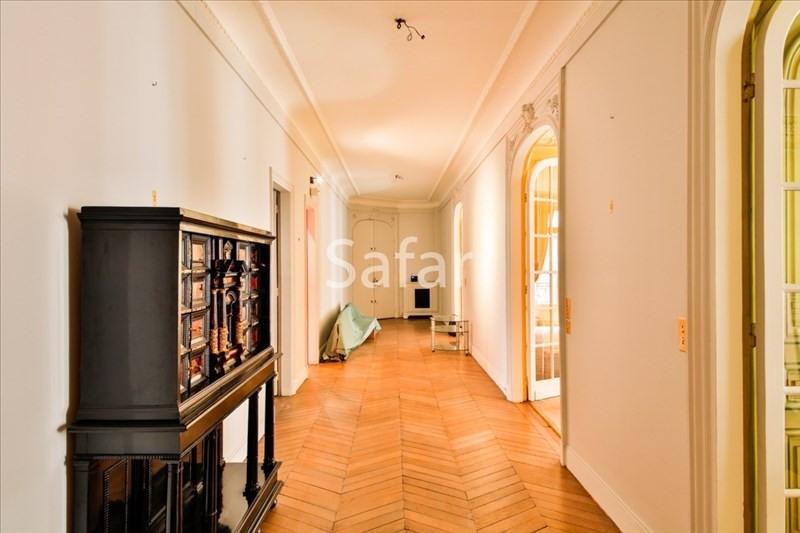 Vente de prestige appartement Paris 16ème 3050000€ - Photo 9