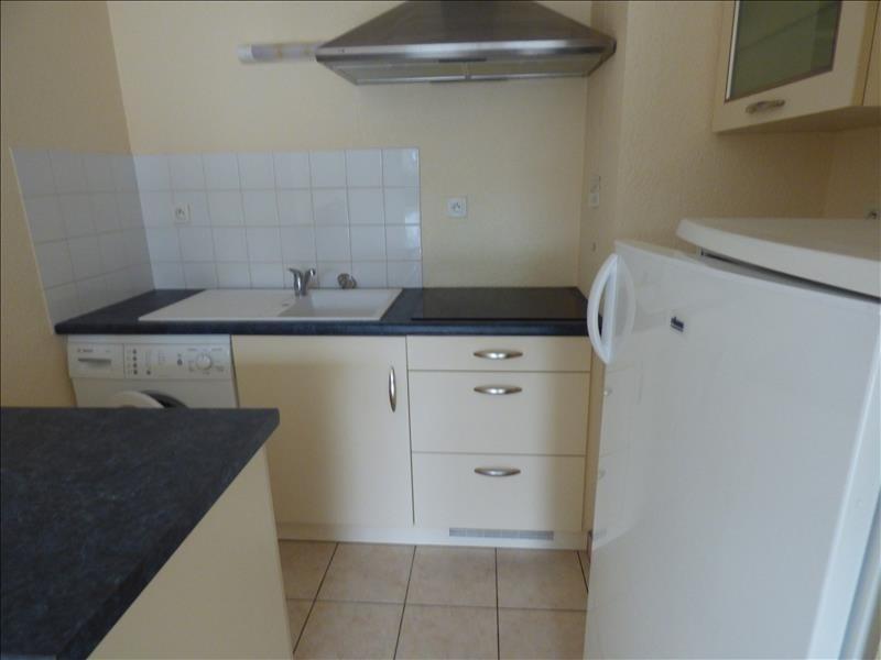 Rental apartment Begard 450€ CC - Picture 2