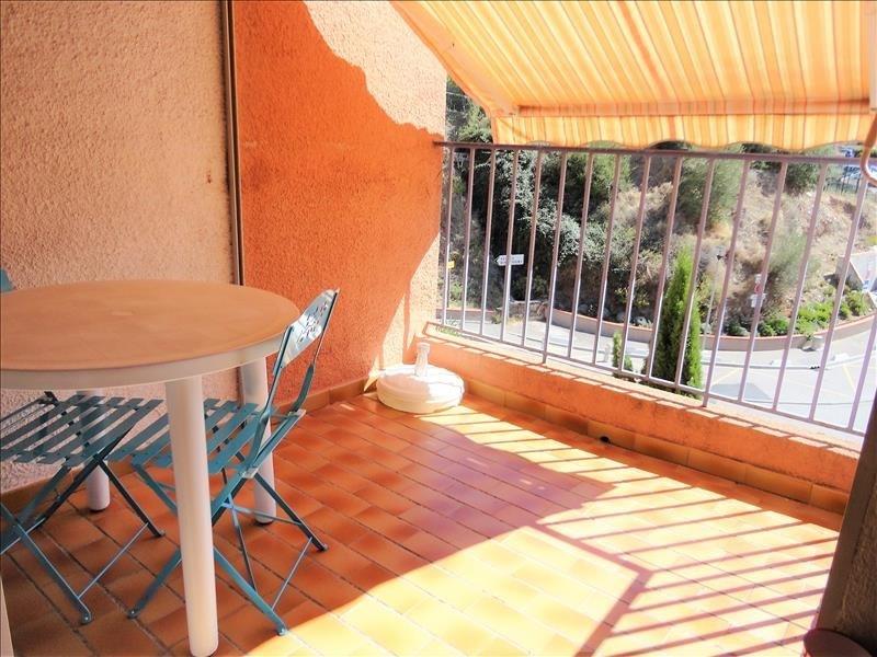 Sale apartment Collioure 188000€ - Picture 1