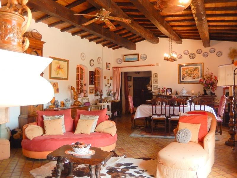 Verkauf von luxusobjekt haus Roquebrune sur argens 700000€ - Fotografie 2