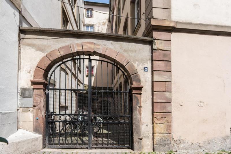 Verhuren vakantie  appartement Strasbourg 430€ - Foto 10
