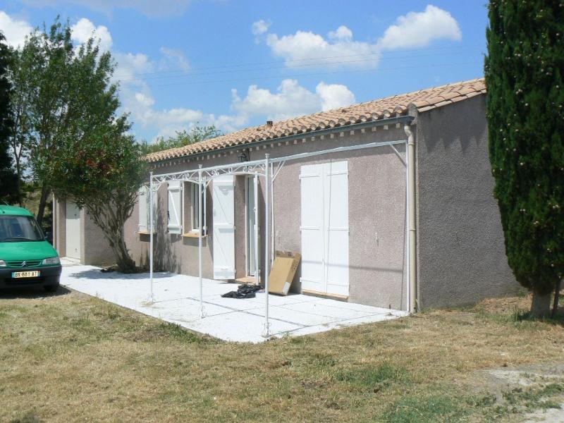 Villa de plain pied sur 1480 m²