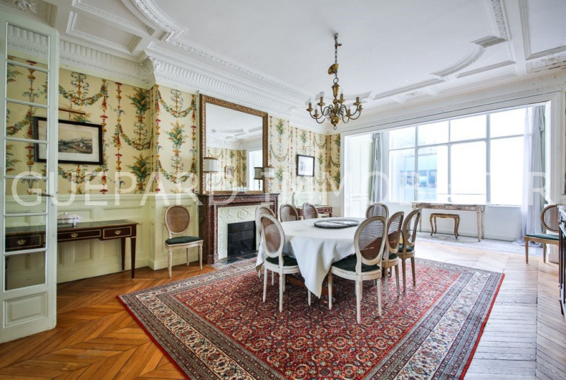 Vente de prestige appartement Paris 16ème 3 579 000€ - Photo 8