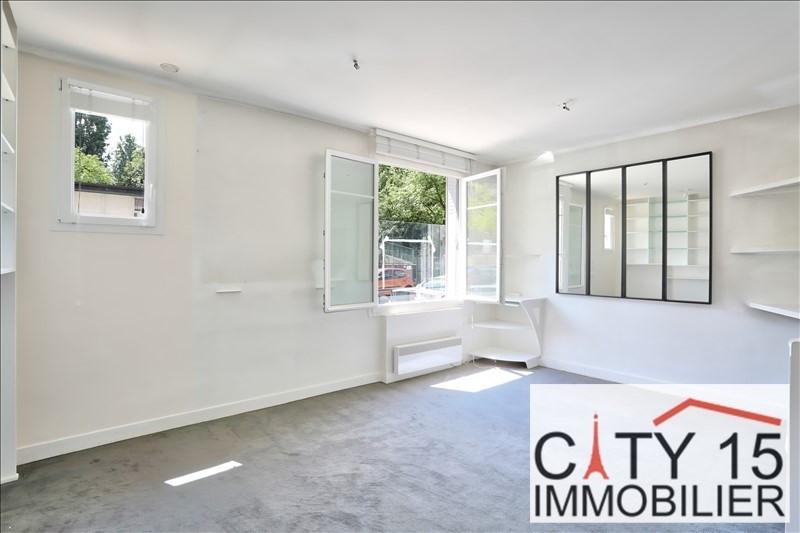 Venta  apartamento Paris 15ème 297000€ - Fotografía 1
