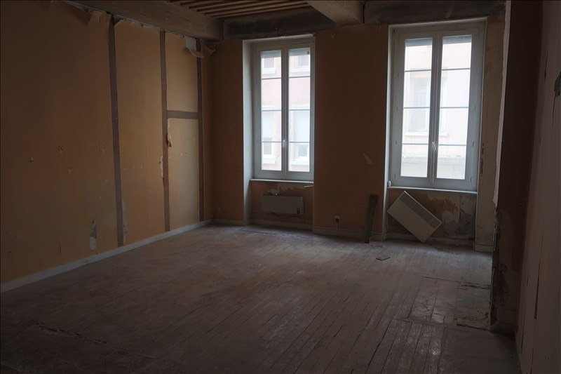 Sale apartment Lyon 4ème 180 000€ - Picture 1