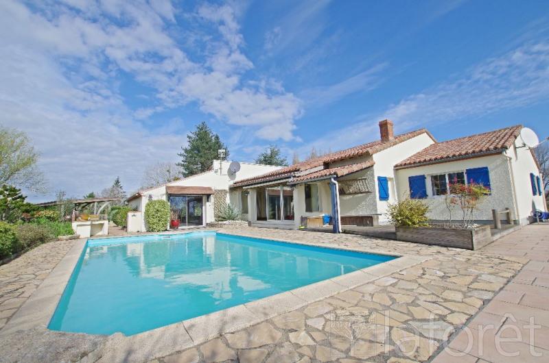 Vente maison / villa Loublande 295000€ - Photo 1