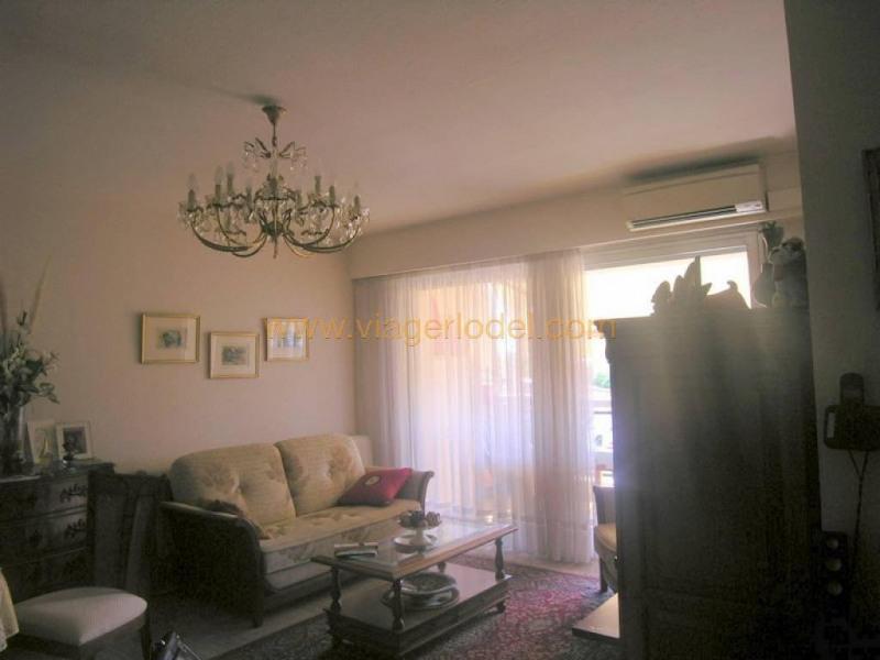 Vendita nell' vitalizio di vita appartamento Cagnes-sur-mer 71000€ - Fotografia 7