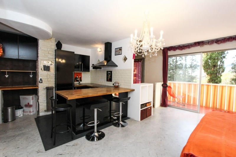 Sale apartment Vallauris 139000€ - Picture 1