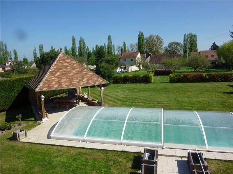 Sale house / villa St georges sur baulche 420000€ - Picture 2