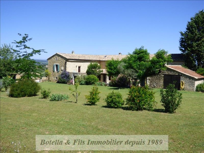 Vente de prestige maison / villa St paulet de caisson 825000€ - Photo 3