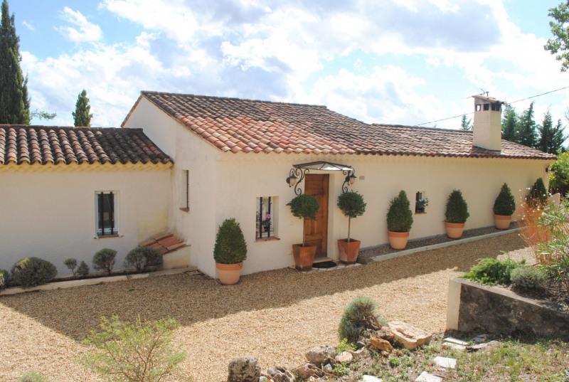 Престижная продажа дом Seillans 545000€ - Фото 24