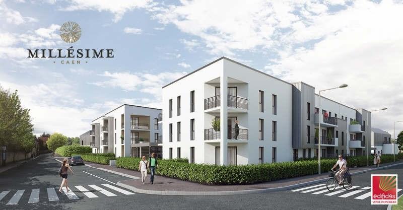 Vente appartement Caen 226000€ - Photo 1
