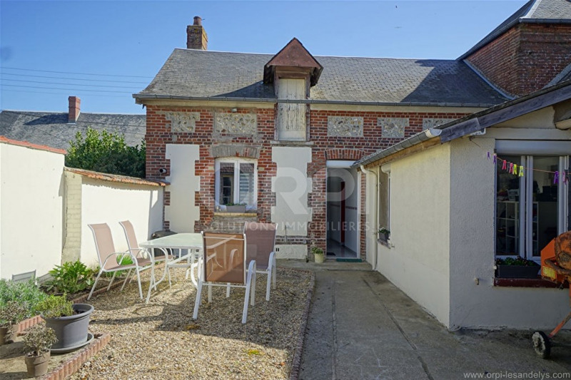 Sale house / villa Les thilliers-en-vexin 107000€ - Picture 7