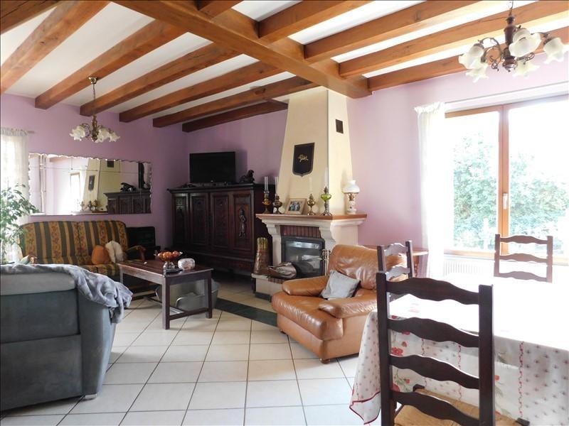 Sale house / villa Villeneuve sur yonne 187250€ - Picture 2