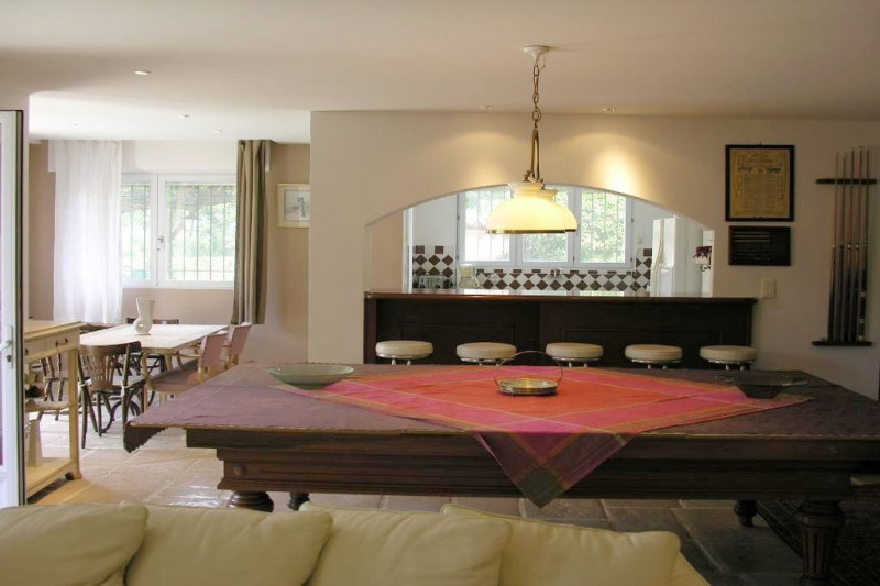 Vacation rental house / villa Cap d'antibes  - Picture 3