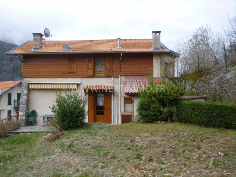 Vendita casa Saint-martin-vésubie 215000€ - Fotografia 11