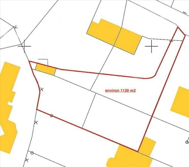 Vente terrain Baden 256000€ - Photo 1