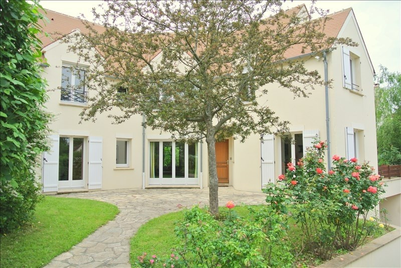 Vente maison / villa Fourqueux 945 000€ - Photo 1
