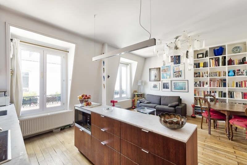 Sale apartment Paris 11ème 845000€ - Picture 2