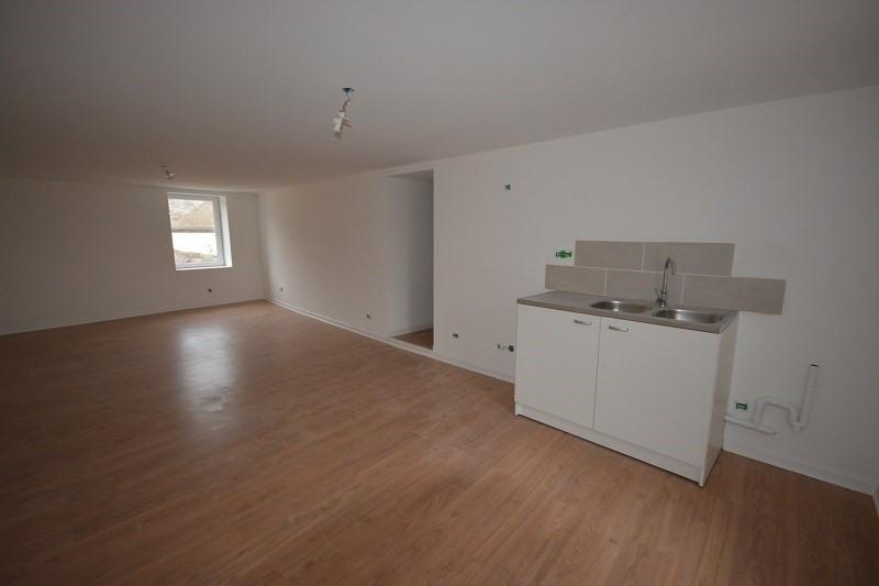 Verkoop  appartement Morestel 89000€ - Foto 2