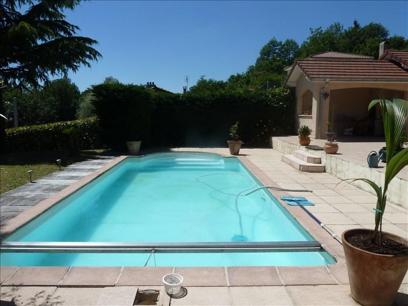 Vente maison / villa Bourgoin jallieu 395000€ - Photo 5