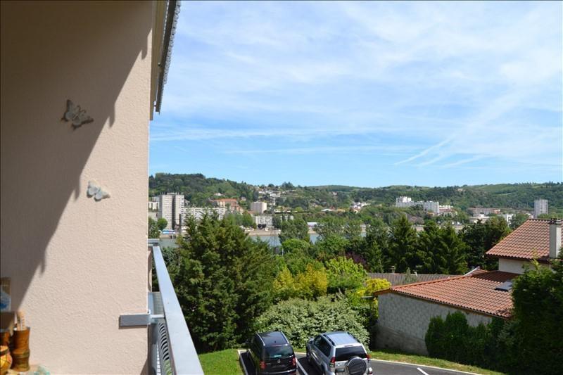 Vente appartement Saint romain en gal 170000€ - Photo 10
